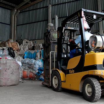 Empresa de Saco de Lixo
