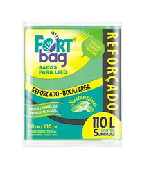Sacos de Lixo Reforçado FortBag
