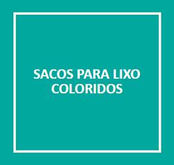 Sacos para Lixa Coloridos