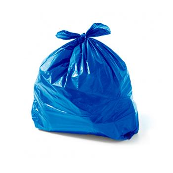 Saco de lixo Azul - 1